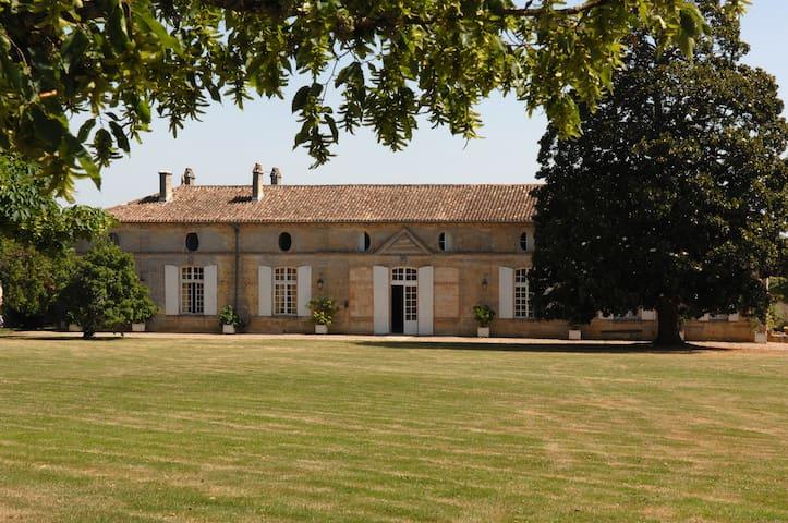 Château de Rougerie  - Camiac-et-Saint-Denis