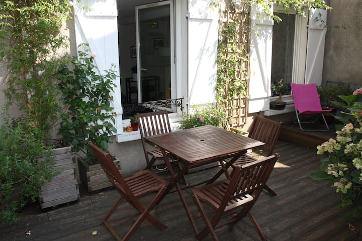 nice home, very close from Paris - Maisons-Alfort - House