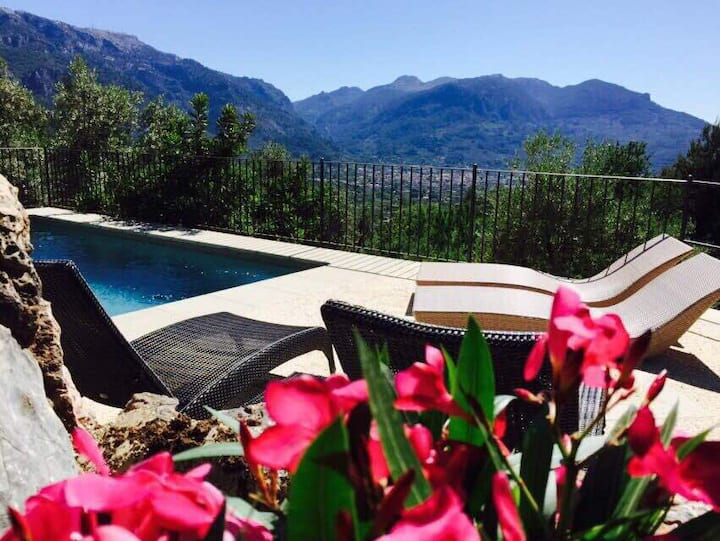 Finca with Pool and amazing views