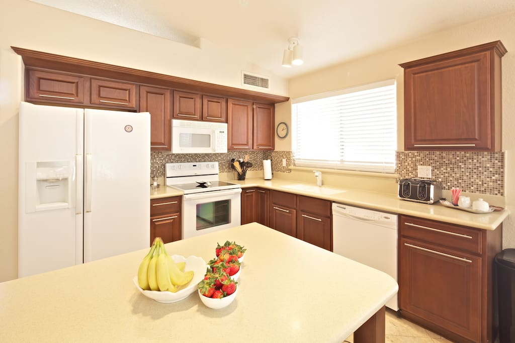 Sunrise Circle Home - Kitchen recently updated