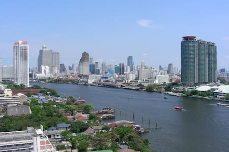 Bangkok Chao Phraya Riverside, CBD1 - Bangkok