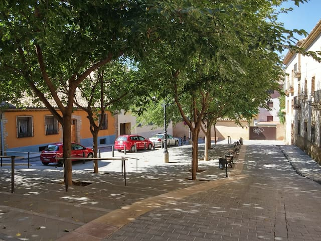 Apartamento en el casco antiguo - Huesca - Apartment
