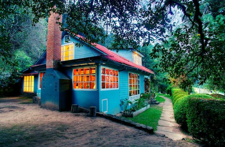 Casa Xara, Casa Molino y Casa del Bosque