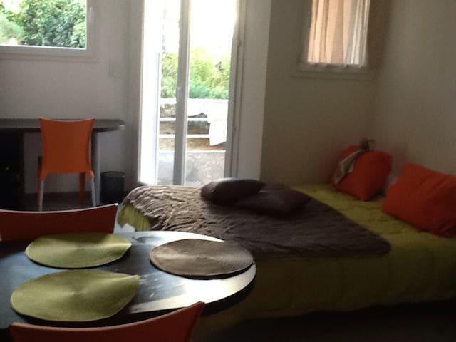 Joli studio au centre de la Corse