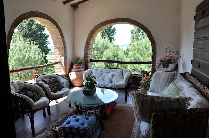 B&B.Fancy Country House in Tuscany  - Santa Luce - Villa