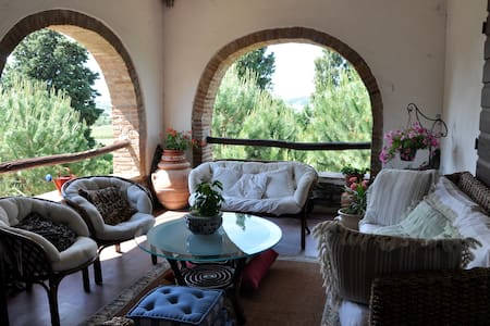 B&B-Fancy Country House in Tuscany - Santa Luce