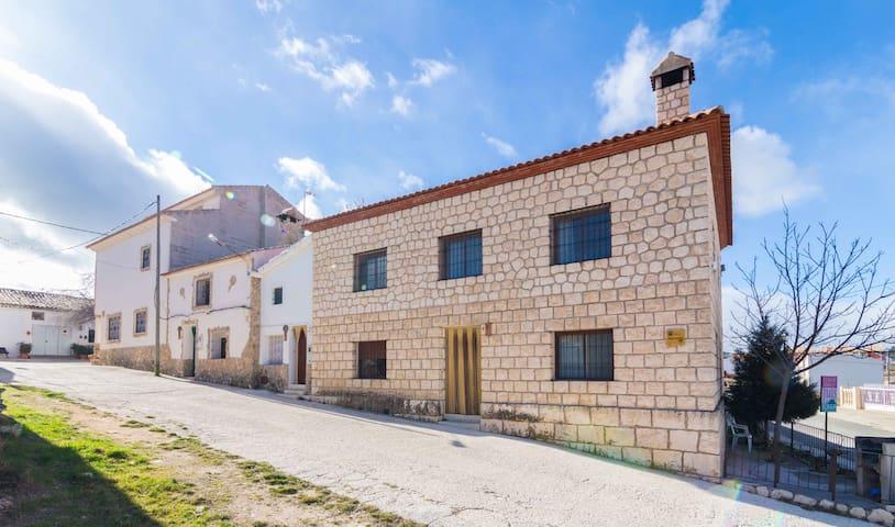 Casa de campo, 3 habitaciones (Villacalar II)
