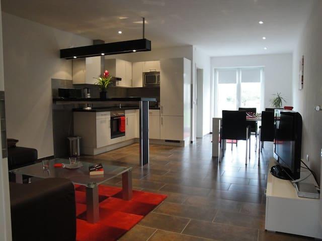 Luxus Apartment+Terrasse EG