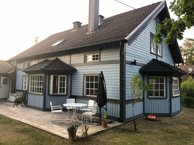 Large cosy house - Close to Gothenburg