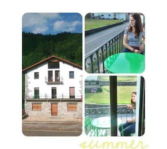 Casa a 30 minutos de San Sebastián - Atallo