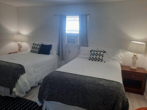 Historic Salvo Inn -  Double Full - Room #15