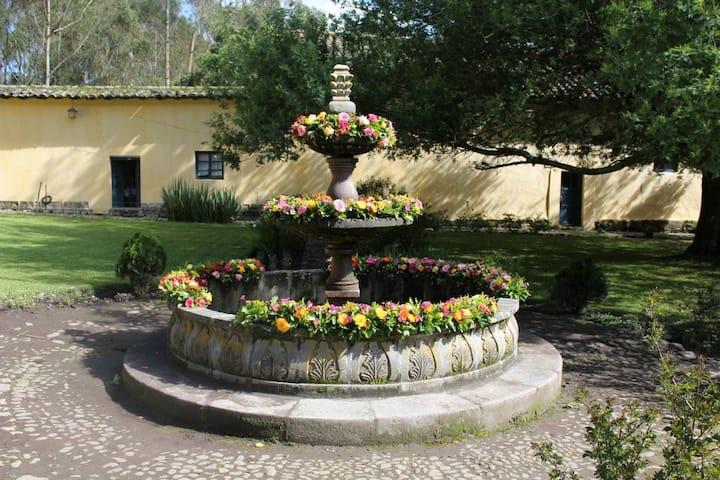 Hacienda La Merced Alta Zuleta