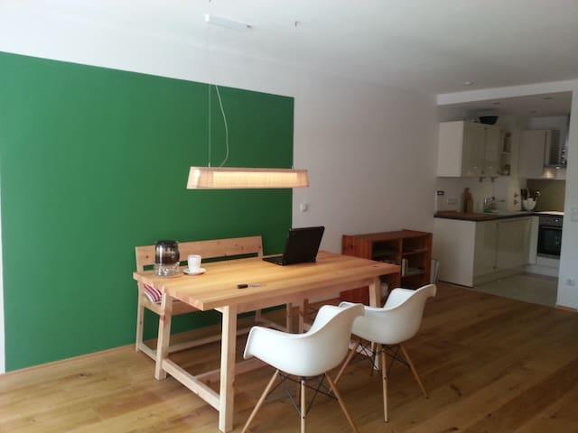 Karwendelblick & Zirbenholz - Mittenwald - Apartamento