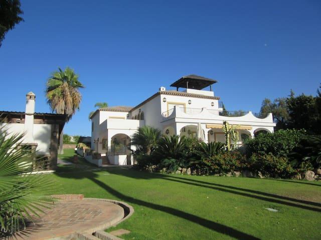 Luxury Andalusian villa