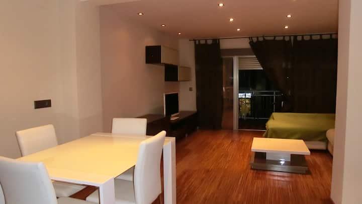 Apartamento totalmente reformado
