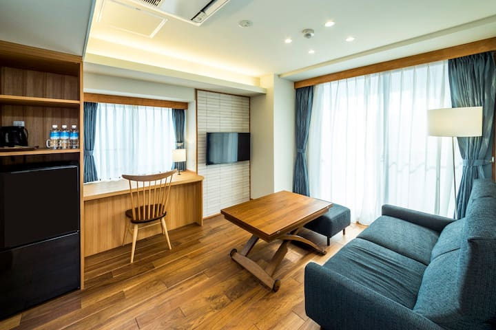 Great location☆Shinsaibashi Apt☆Y