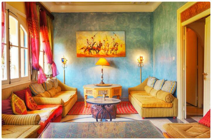 Suite à Marrakech - Marrakesh - Bed & Breakfast