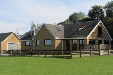Countryside rooms 10mins fm Airport - Bridge of Weir - Bed & Breakfast