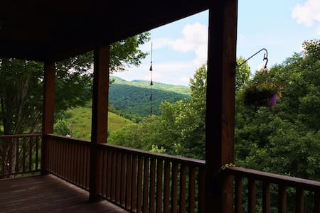 Five-star private cabin great views - Vilas