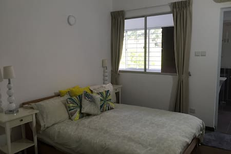 Stylish Double Bedroom with Ensuite - Singapur