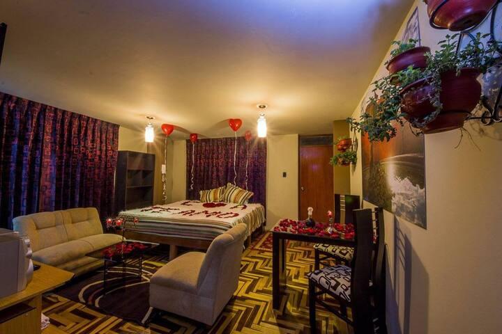 Sillary Hotel - Suite Monasterio - Arequipa