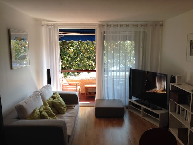Quiet and well located appartment - Hendaye - Apartamento