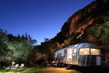 Airstream 'Glamping' in Andalucia!  - Alozaina - 캠핑카