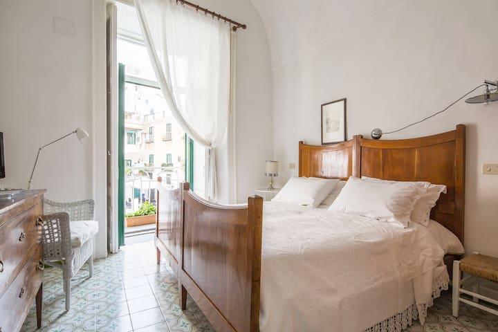 Casa Petit Letizia ,sulla piazzetta - Atrani - Lägenhet