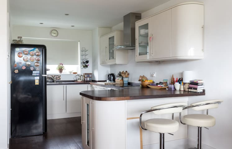 Double room near Stratford-on-Avon with parking - Tiddington - Appartement