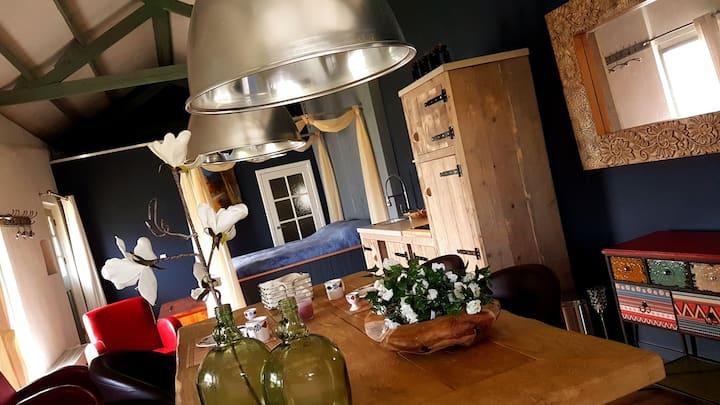 Smaakvol verblijf 'Bed&Betuwe De Rijnban'