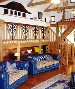Bert's Barn-Cornish seaside cottage - House
