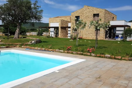 holiday home villa dei lentischi - Is Lais