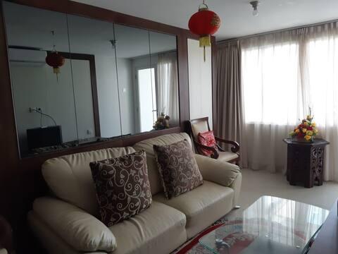 Penthouse Apartemen Candiland Semarang lt 22