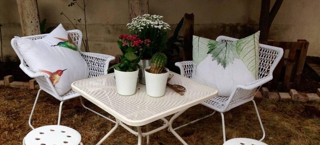 Eur Garden Place - Rooms
