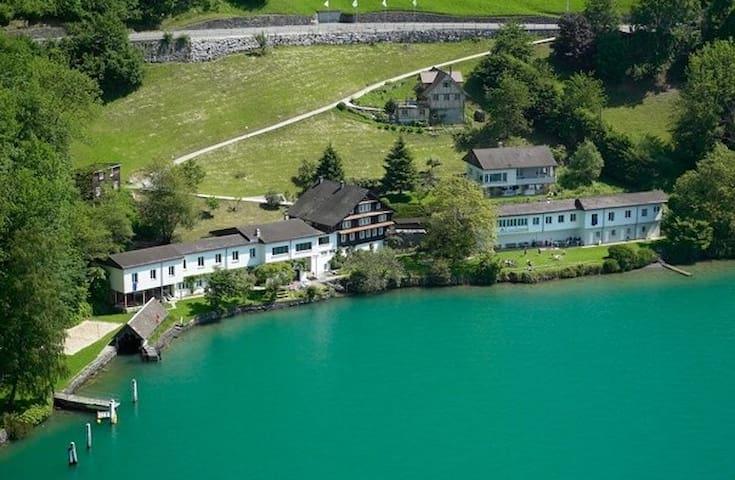 Das Familienidyll Direkt am Vierwaldstättersee - Gersau - Hostel