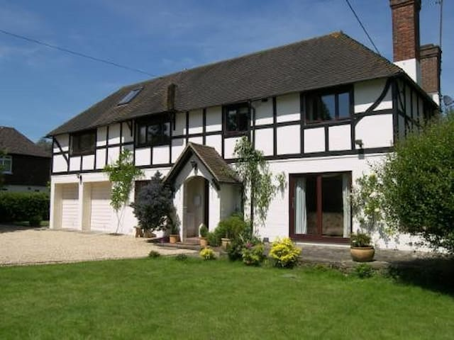 Spacious and cozy family house - West Sussex - 獨棟
