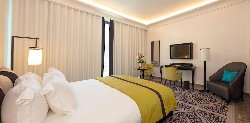 Trendy Premium Twin Room