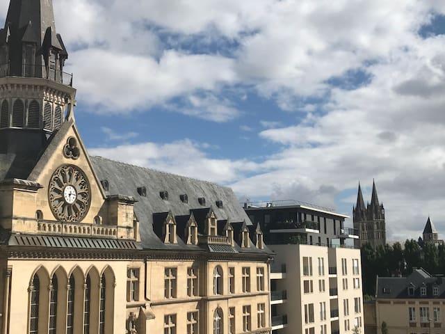 Charmant appartement de 85m2 Centre de Caen