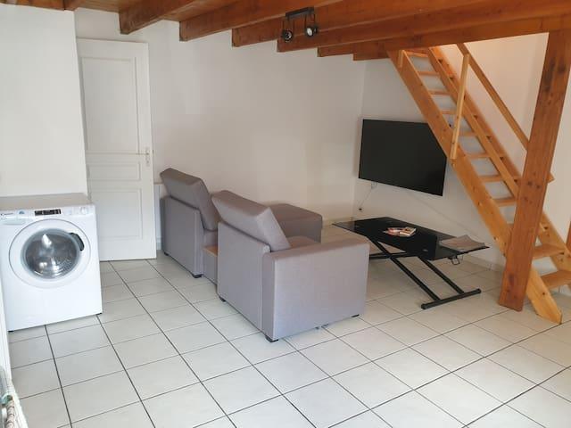 Appartement proche de la mer