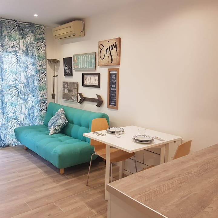 Lovely apartment in Salou