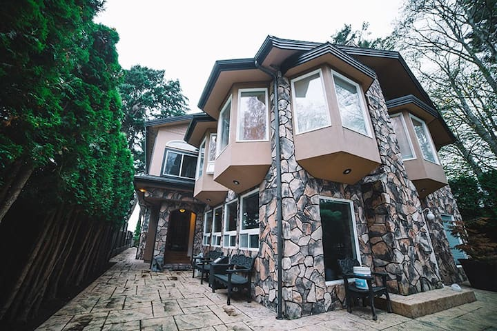 Point Roberts Luxury Oceanview 5 Bedrooms House - Point Roberts - Huis