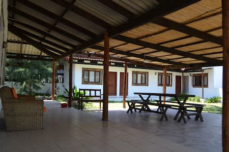 Another centrally located family home - Ponta do Ouro