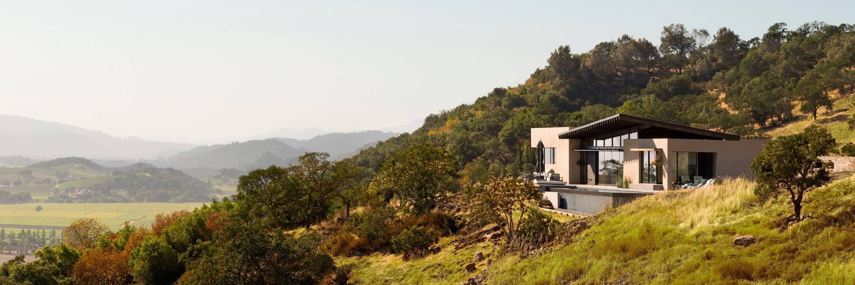 Luxury rentals in Napa