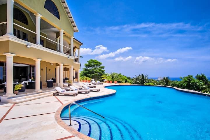 Golden Castle Villa & Spa
