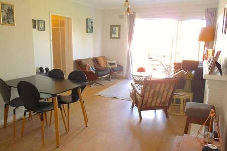Hip, quiet apartment in leafy Sydney neighbourhood - Wollstonecraft, Sydney - Διαμέρισμα