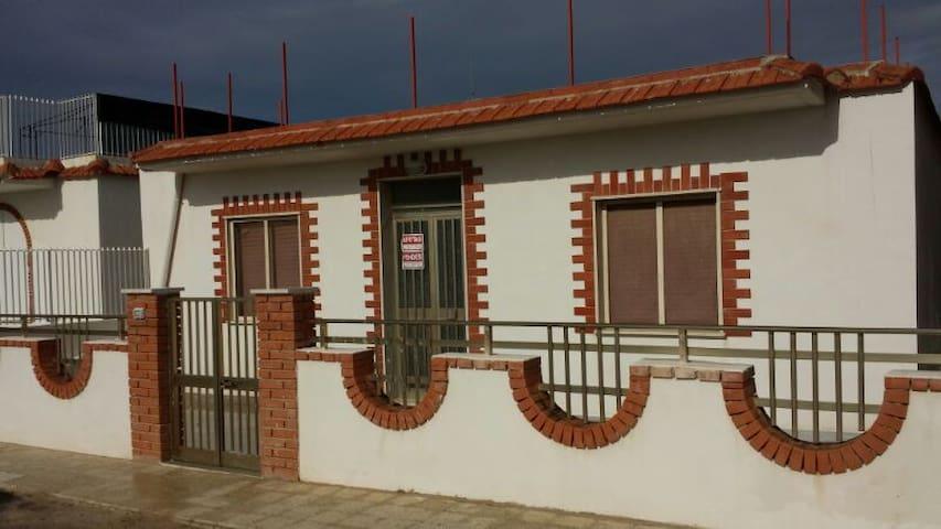Villetta singola scoglitti-kamarina - Scoglitti - Villa