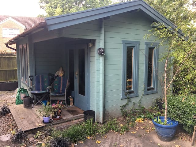 Cozy Cabin in Heart of Hampshire - Winchester - Cabana