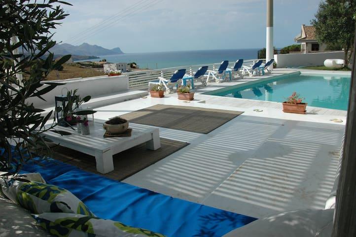 Bed & Breakfast Scacciapensieri  - Castellammare del Golfo - Bed & Breakfast