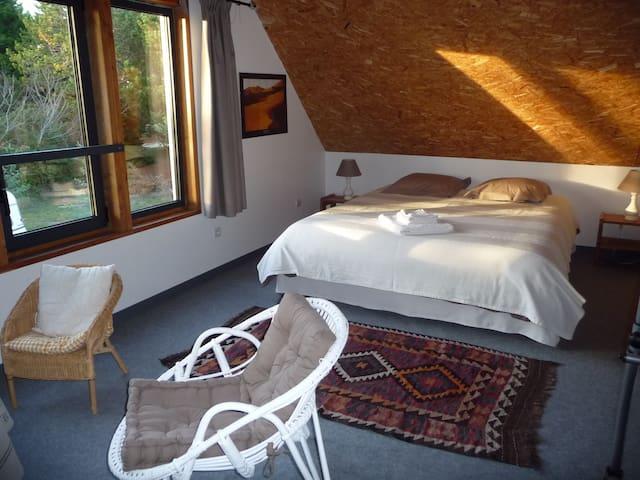 l'atelier écologique entre 2 mers - Sarzeau - Maan sisään rakennettu talo