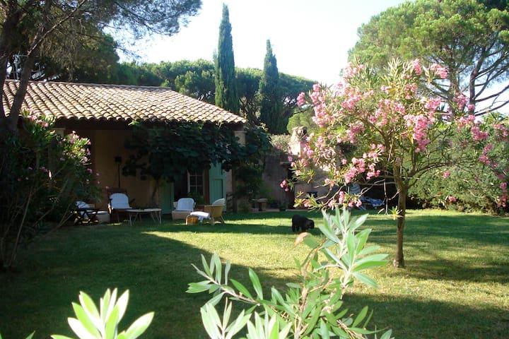 Beautiful Villa near Saint-Tropez